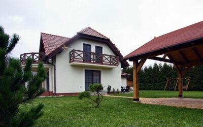 Dom w Pierkunowie